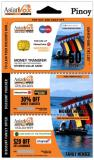 PinoyVox Vouchercard Set Design
